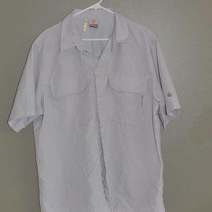 Mens MERRELL Opti Wick UPF 50 Vented Size XL